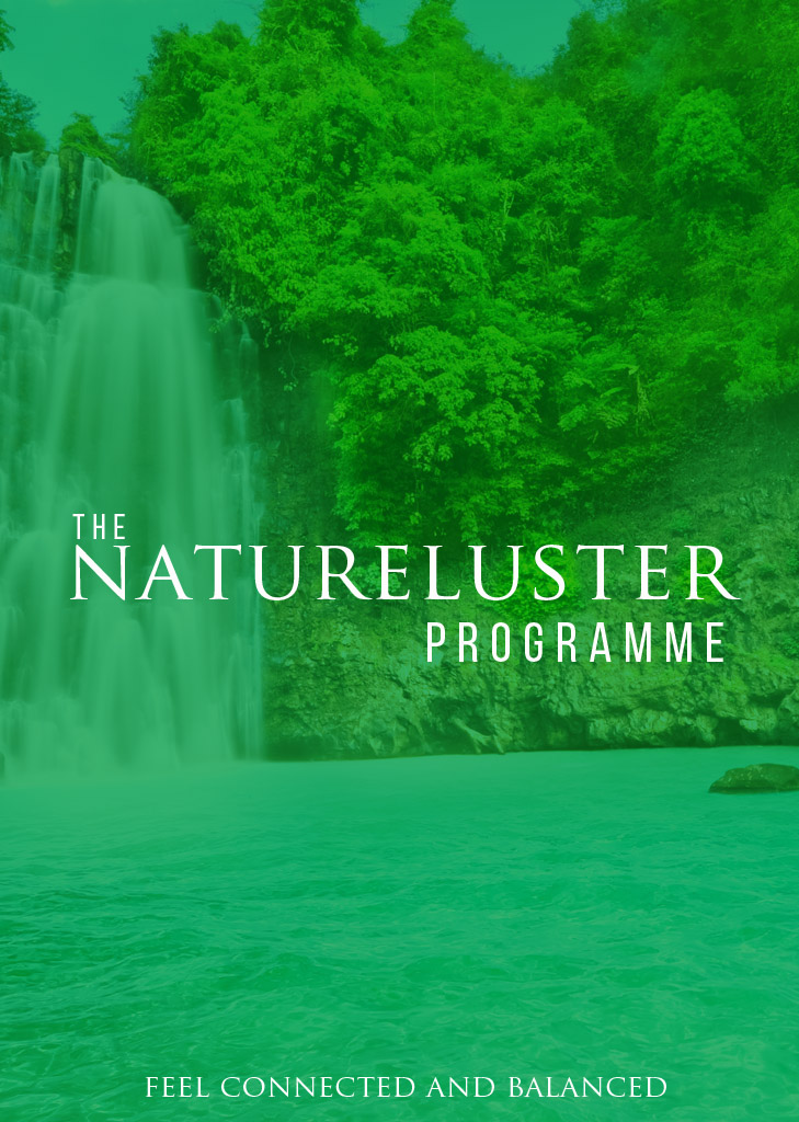 Natureluster program cover